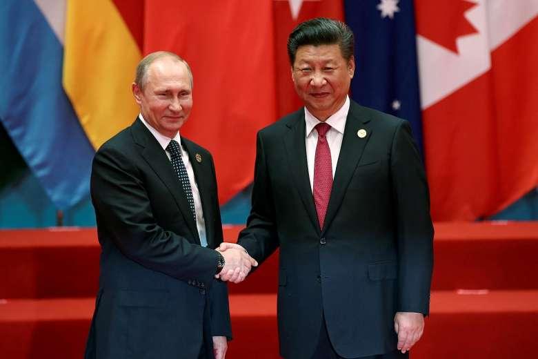 Путин му подари сладолед на Си Џинпинг за роденден