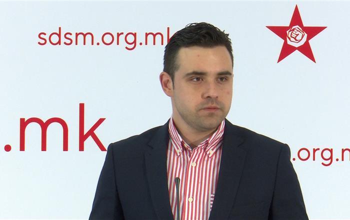 Костадинов: Единствена цел на овие снимки е Заев да биде дискредитиран