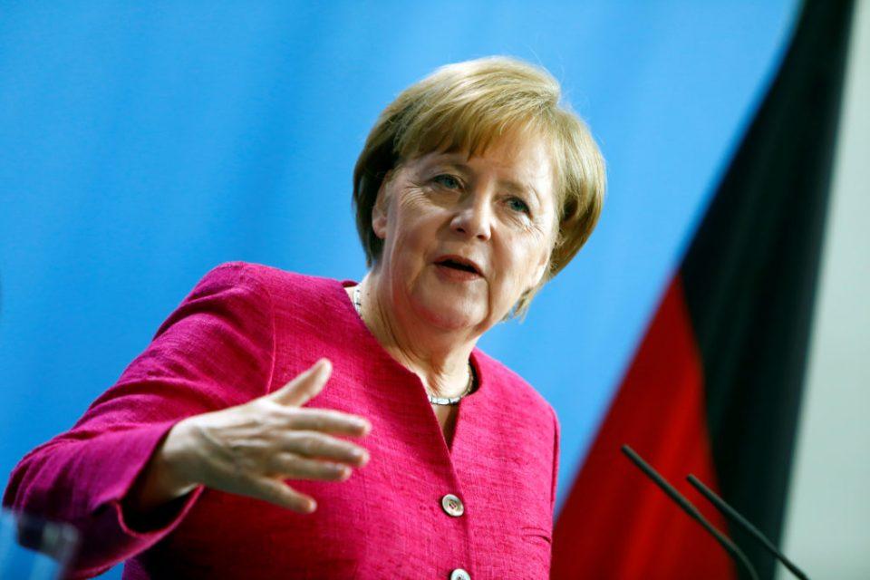 Патот и натаму е полн со камења, вели Меркел за интеграцијата на земјите од Западен Балкан