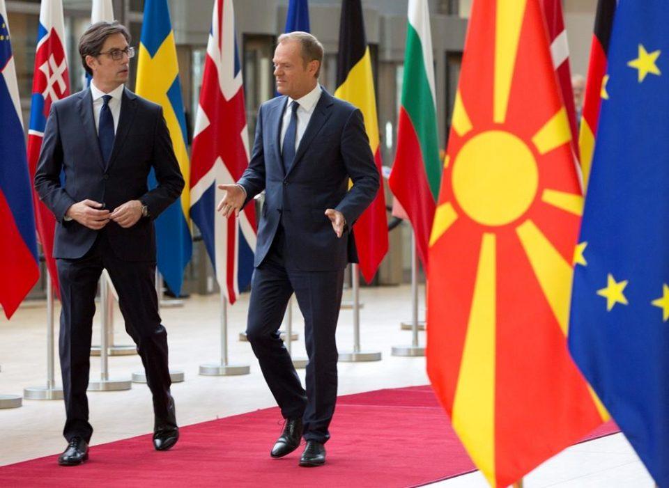 Туск: Да бидам искрен – не сите земји членки на ЕУ се за отворање на преговорите