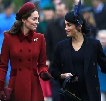 Кралицата неприкосновена, Кејт посакана од Меган