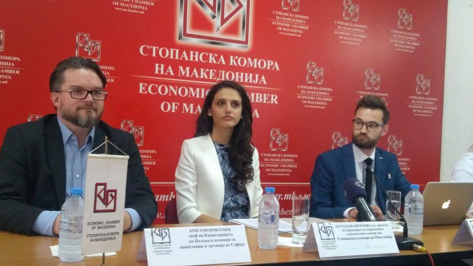 Во Полска компаниите ќе бараат  решение за полесна бизнис соработка
