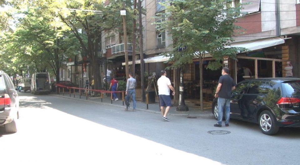 Десетина кафулиња во Дебар Маало ќе останат без летни тераси