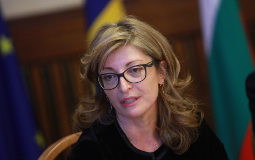 Захариева: Изјавата на Пендаровски за Гоце Делчев беше незамислива до пред неколку гоини
