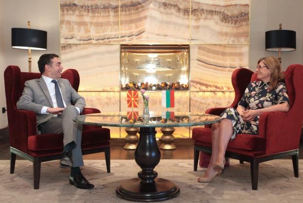Бугарија ќе ја поддржува Македонија, но бара исполнување на договорот