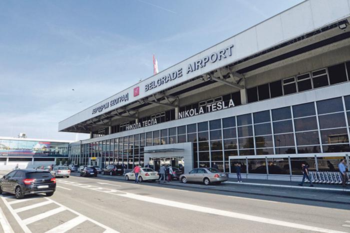 Дојава за поставена бомба во авион на аеродромот во Белград