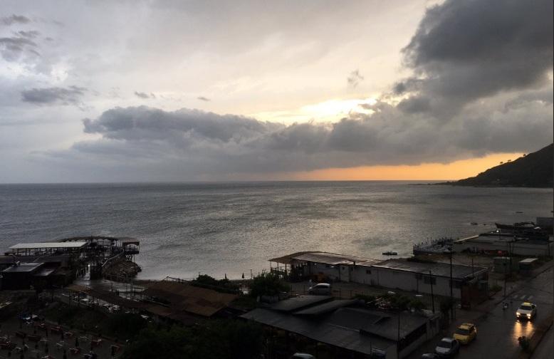 Погодени Саранда, Корча, Валона: Големо невреме во Албанија