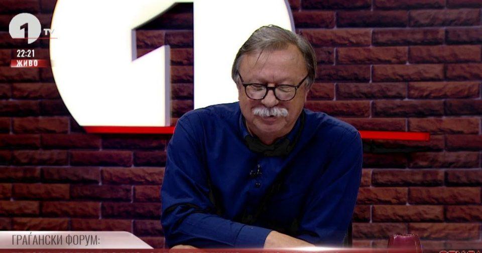 Чомовски: Нејасно е зошто Камчев се исплашил од Боки 13