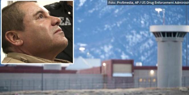 Од прозорот се гледа само небото: Во овој затвор Ел Чапо ќе го помине остатокот од животот (ФОТО/ВИДЕО