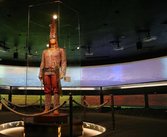 """Голема изложба во Археолошкиот музеј: """"Казахстанскиот Тутанкамон""""пристигна во Скопје"""
