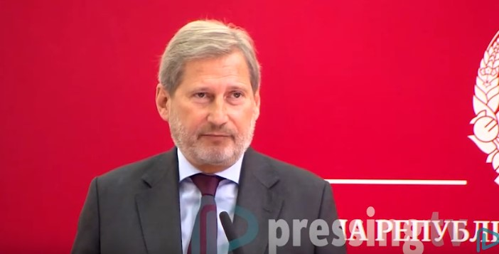 Хан бара Бугарија да не го злоупотребува членството во ЕУ за да ја уценува Македонија