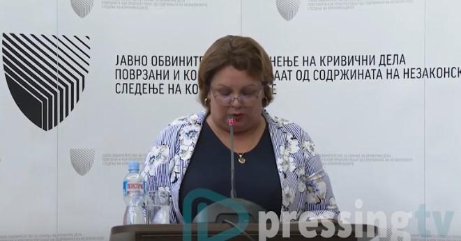 Катица Јанева доби 30 дена притвор