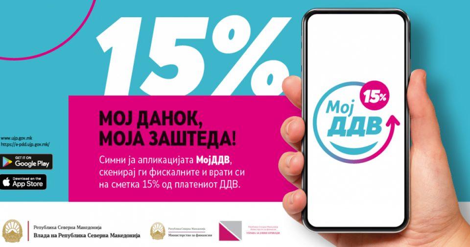 СДСМ: Започнува исплатата на Мој ДДВ, 6.1 милион евра завршуваат назад кај граѓаните