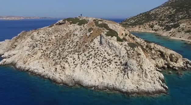 Стара е 4.500 години: Овој грчки остров ја крие најстарата пирамида (ВИДЕО)