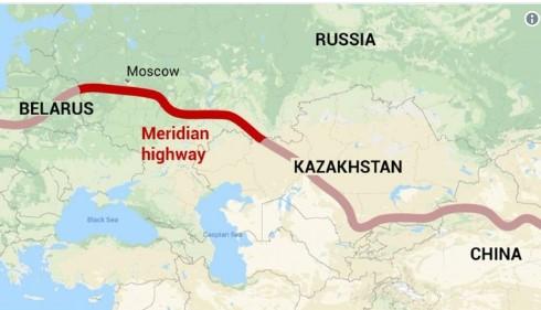 Чудо од автопат: Од Хамбург до Шангај ќе се патува 8.000 километри за четири дена
