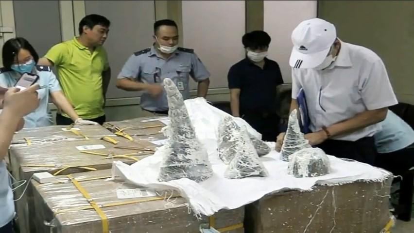 Виетнам заплени рогови од носорози вредни 4 милиони долари (ВИДЕО)