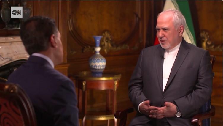 Зариф: Иран никогаш нема да започне војна, но ќе се браниме од било каква агресија