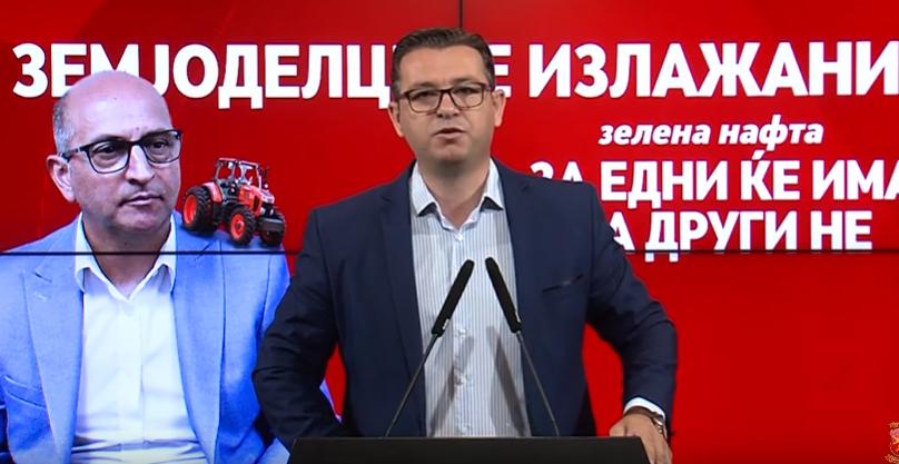"""Цветан Трипуновски: Мерката """"Зелена нафта"""" можат да ја користат само половина од земјоделците"""