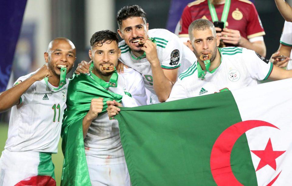 Алжир фудбалски шампион на Африка