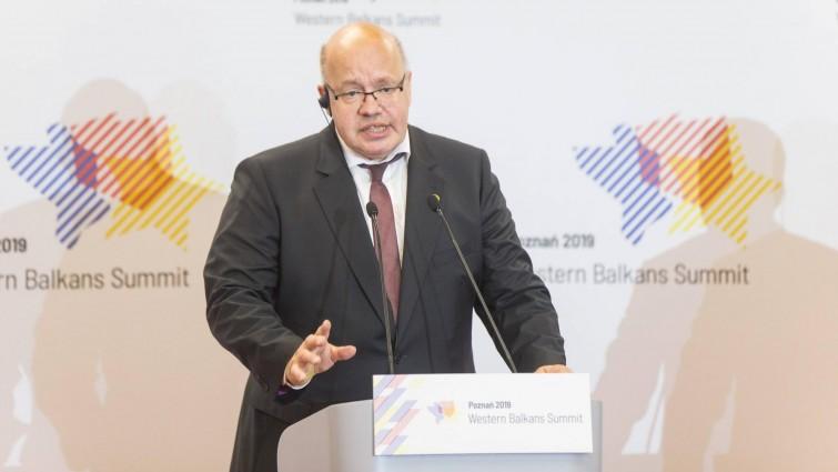 Алтмајер: Северна Македонија и Албанија, економски не се спремни за во ЕУ