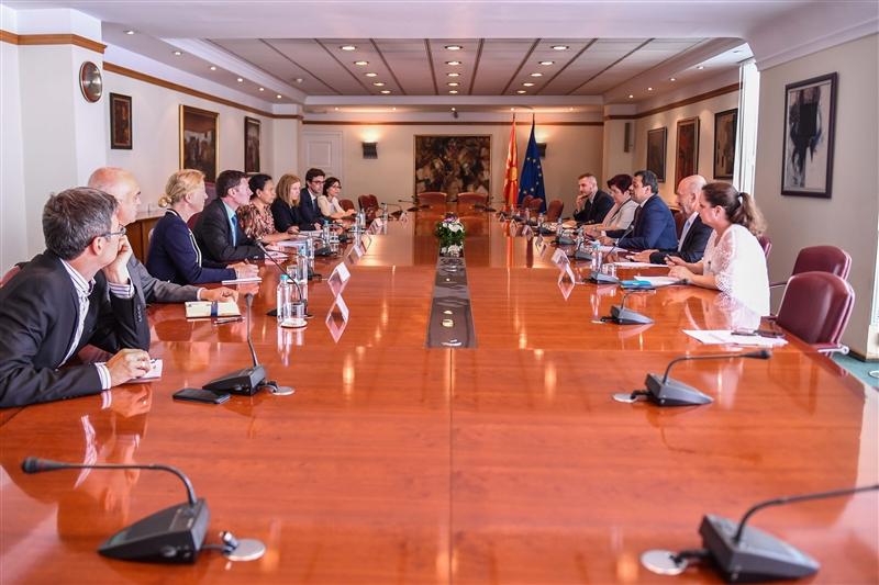 ММФ отвора регионална канцеларија во Виена за  Македонија, Албанија, Косово и Црна Гора