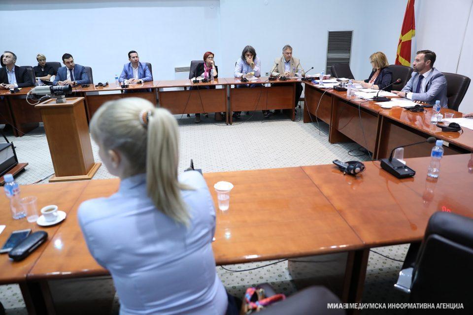 Собрание: ВМРО-ДПМНЕ и БЕСА ги надгласаа СДСМ и ДУИ