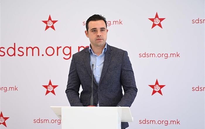 Костадинов: Продолжуваме со политиките за економски раст и поквалитетен живот на граѓаните (ВИДЕО)