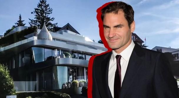 Федерер живее во стаклен дворец во село со најмали даноци (ВИДЕО)