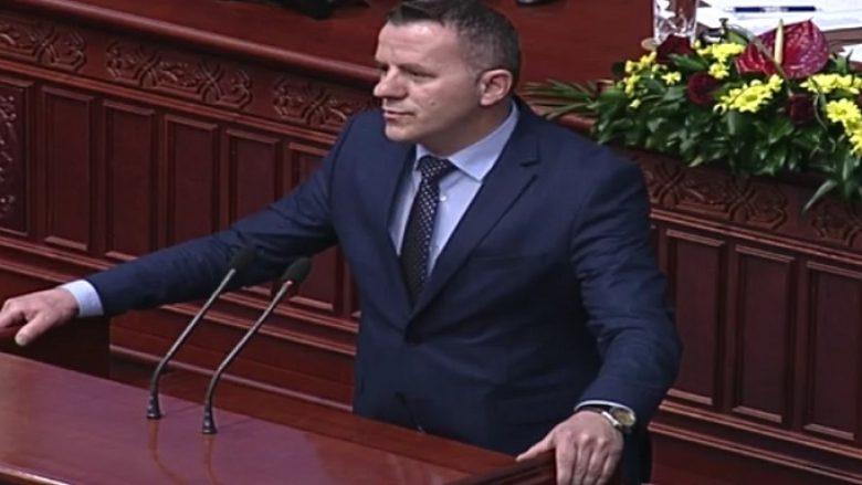 Мемеди:СДСМ користи удбашки методи за да го намали албанскиот фактор во Владата