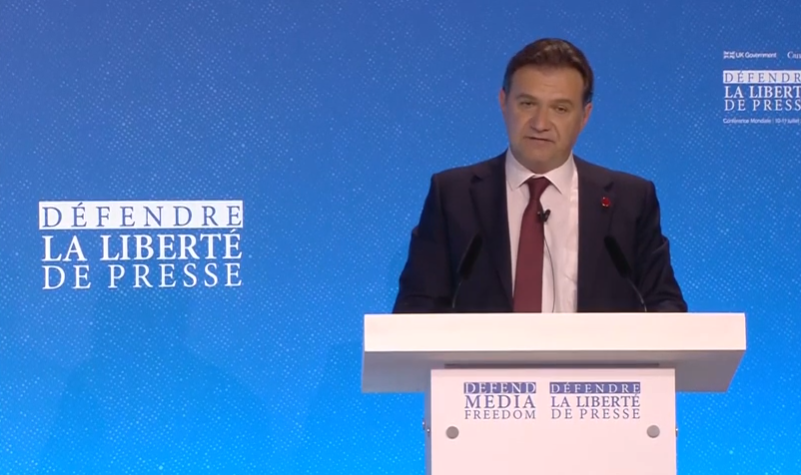 Поповски: Професионалното, квалитетно новинарство останува главна цел на Република Северна Македонија