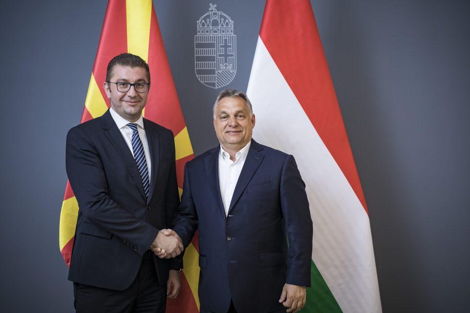 Мицкоски: Никој не ме праша зошто бев кај Орбан,лобирав за датум, зашто Македонија досега немала толкав пријател како еврокомесарот Трошањи