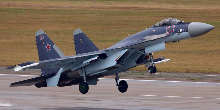 """Русија и нуди на Турција супер модерни """"Сухои-35"""""""