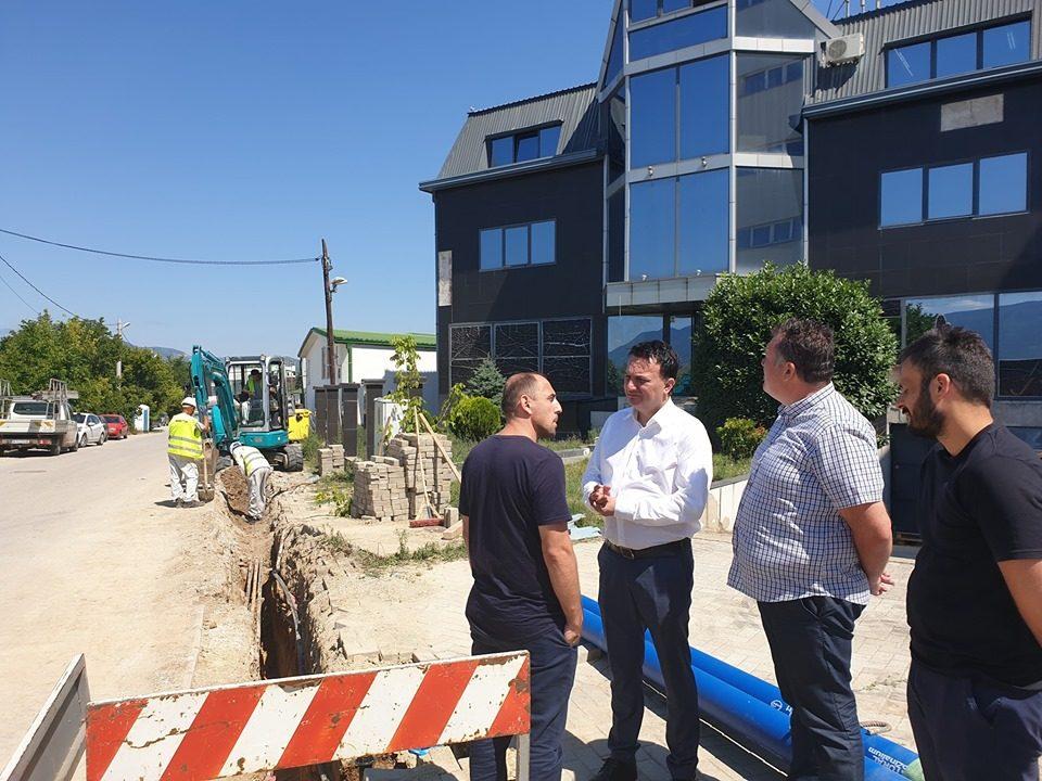 Сугарески: Се чека ревизија од Градежен факултет за да почне изградбата на Скопје-Блаце