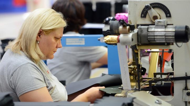 Бројот на вработени во текстилната индустрија е намален од три до пет отсто