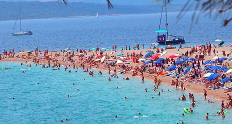 Годинава во Хрватска драстично помалку туристи од лани