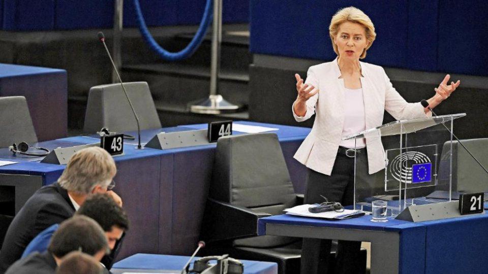 Урсула фон Дер Лајен успеа- таа е новата шефица на Европската комисија