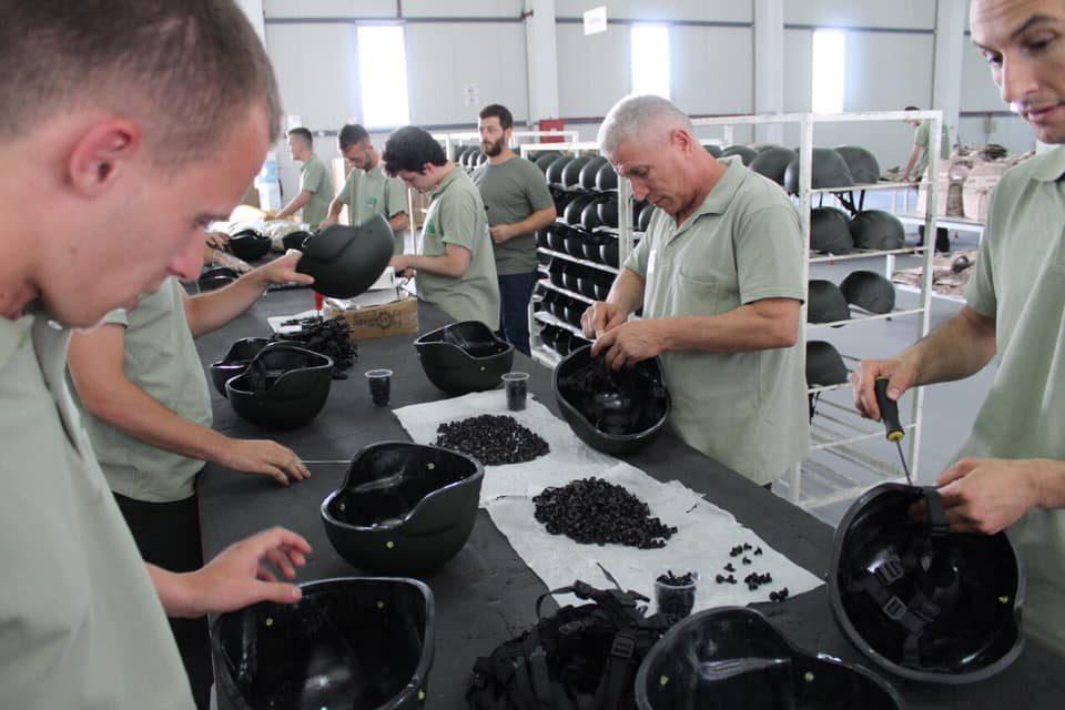 Нова  фабрика за  композити производи во Визбегово(ВИДЕО)