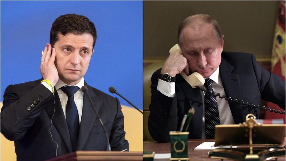 Зеленски му се јави на Путин