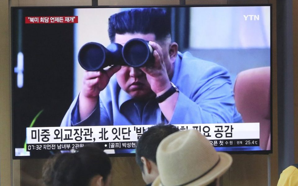 Северна Кореја ги прекина разговорите со САД за нуклеарното вооружување