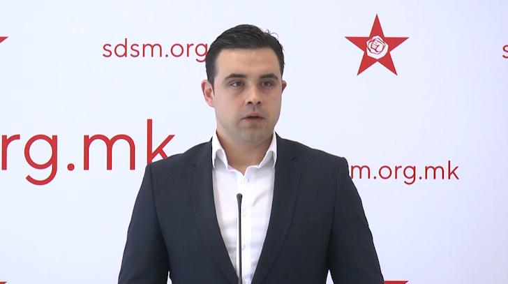 Костадинов: Правната држава функционира неселективно за сите