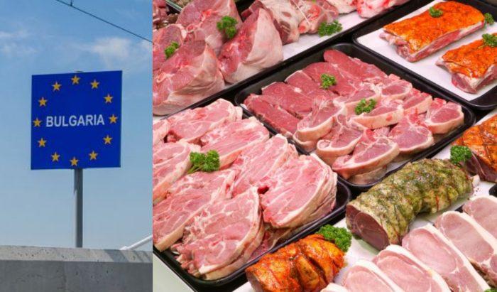 Грција го забрани увозот на свинско месо од Бугарија