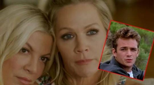"""Дилан сепак се појави во """"Беверли Хилс"""": Емотивно збогување од Лук Пери (ВИДЕО)"""