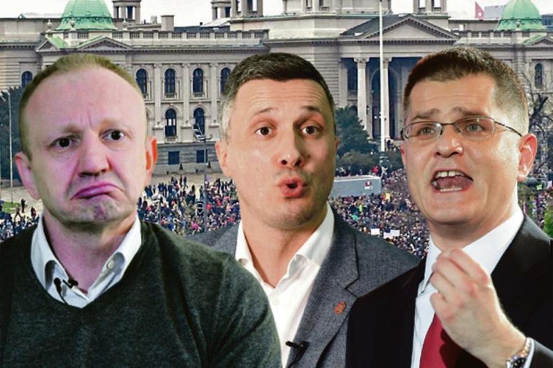 Опозицијата во Србија се жали на Избирачкиот список