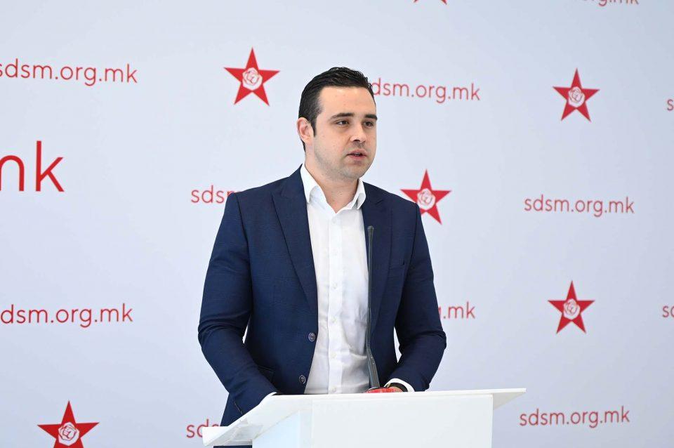 Костадинов за анкетната комисија за СЈО: Одговорност мора да има за секој што ги прекршил законите
