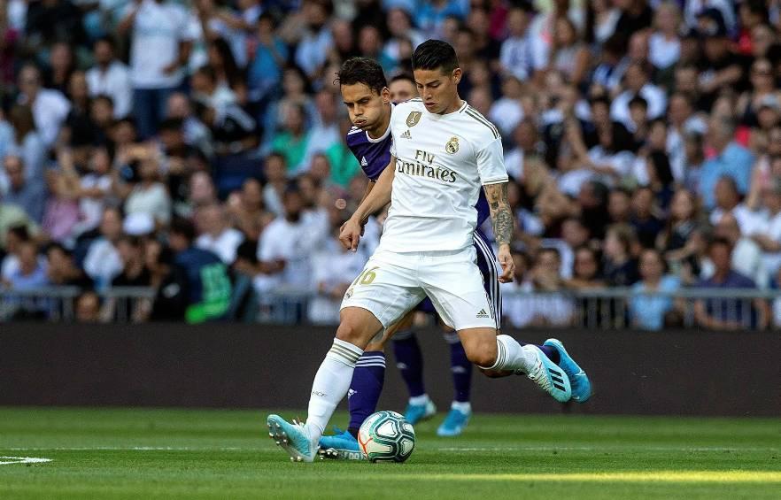 Реал Мадрид киксна на сезонското деби Сантијаго Бернабеу (ВИДЕО)