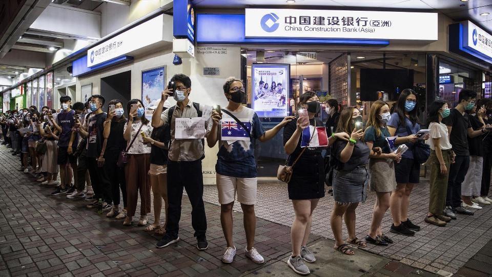 Полицијата во Хонг Конг забрани да се се протестира саботава