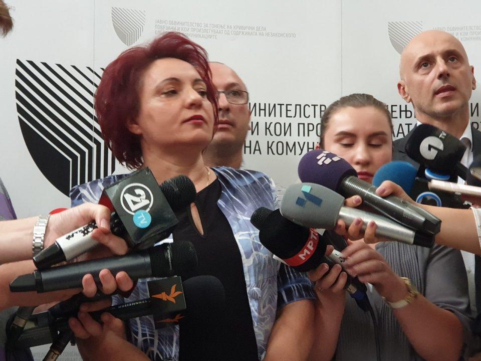 Стефанова: Од самиот старт се оградувам од Јанева