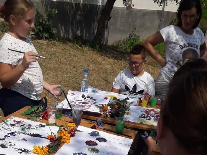 Инклузивна детска ликовна колонија во Папрадиште