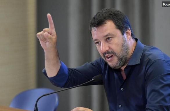 Италијанскиот Сенат одлучува дали ќе дозволи да му се суди на Салвини за бродот со мигранти
