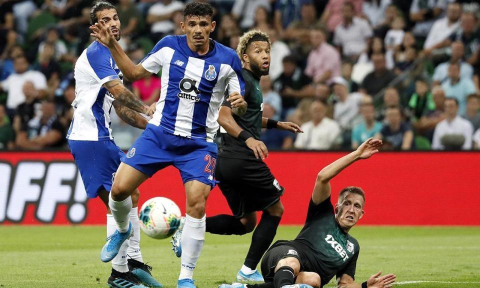 Порто остана без Лига на шампиони и без 44 милиони евра (ВИДЕО)